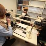 Microscope Multi-têtes